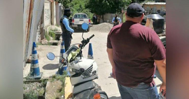 TGU: matan a vendedor de nacatamales cuando andaba trabajando