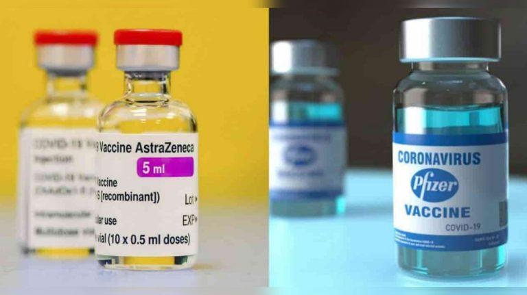 Salud anuncia: adelantará aplicación de segunda dosis de AstraZeneca y Pfizer