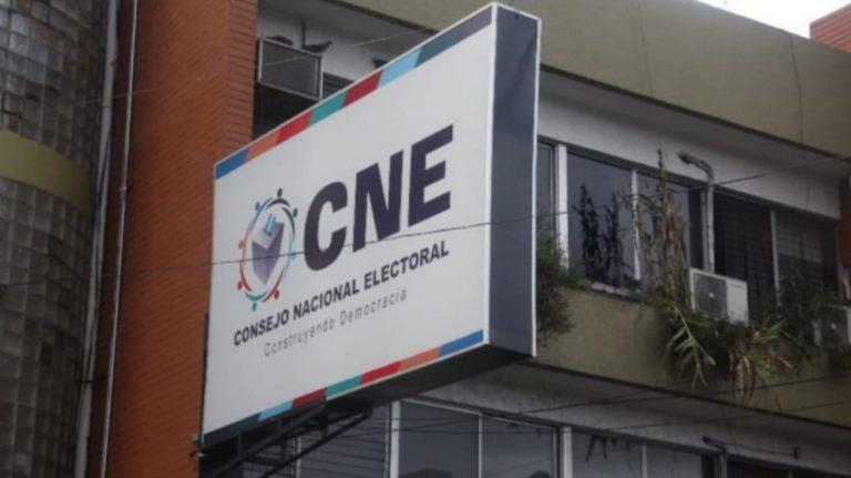 CNE urge al CN aprobar presupuesto para elecciones generales