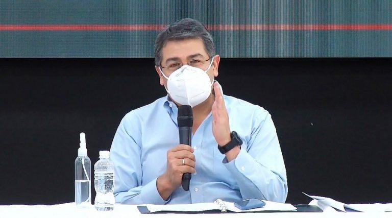 JOH: Honduras roza el millón de habitantes vacunados