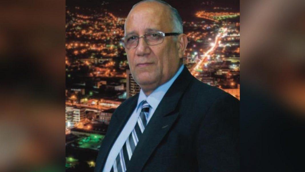 Periodista Manuel Cerna positivo COVID-19