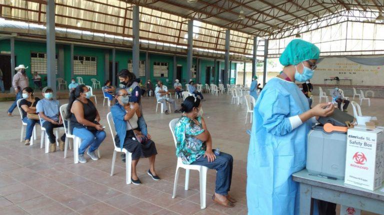 PAI:Honduras habrá recibido 3 millones de vacunas contra COVID-19 a final de mes