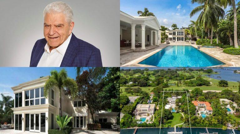 Don Francisco vende su mansión en Miami por más de $ 20 millones