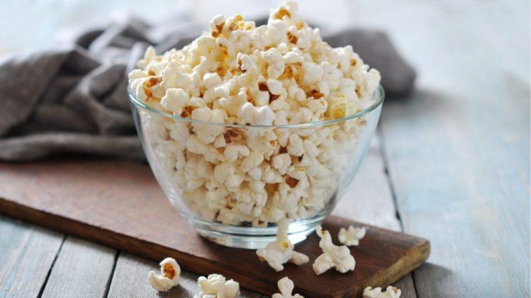 Salud   ¿Cuántos carbohidratos tienen las palomitas de maíz?