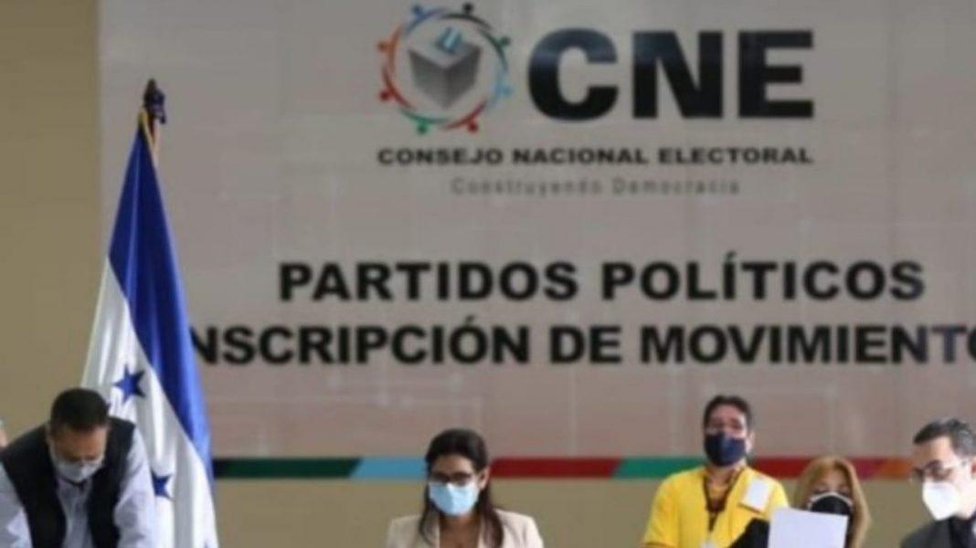 CNE elecciones generales