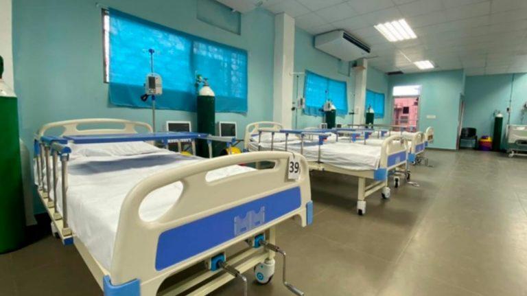 Tras desinfección por bacteria mortal, rehabilitarán sala COVID en el HLMV