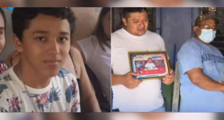 Salió por una recarga y no regresó: familiares buscan a joven de 14 años en SPS