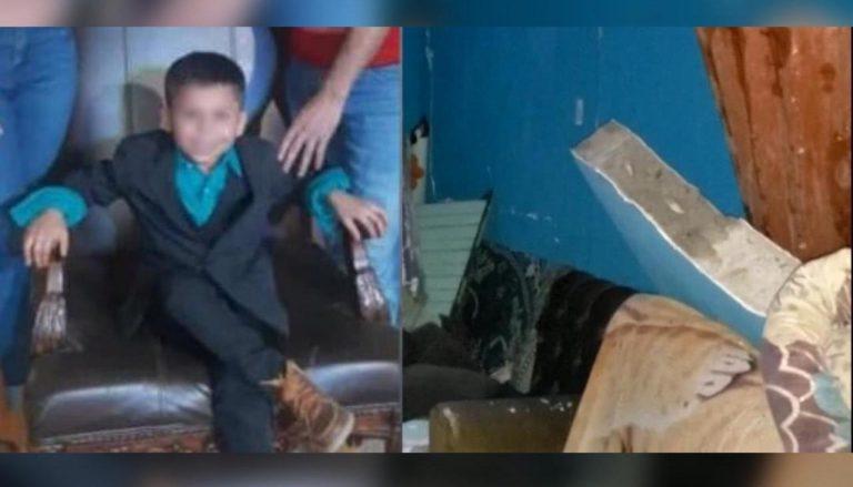 Niño de ocho años muere por colapso de pared en Naco