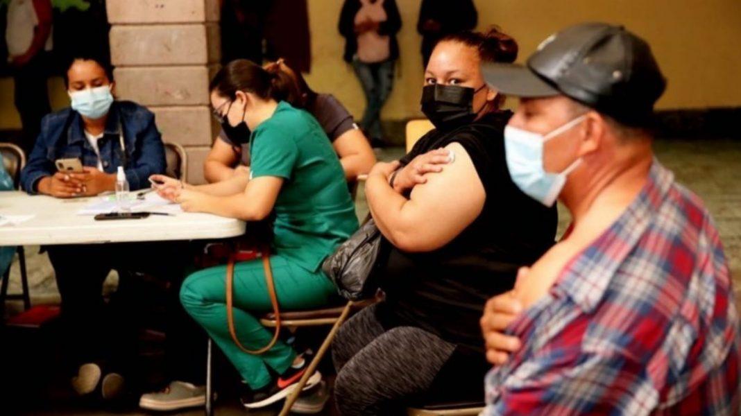 Vacunación jueves en Honduras
