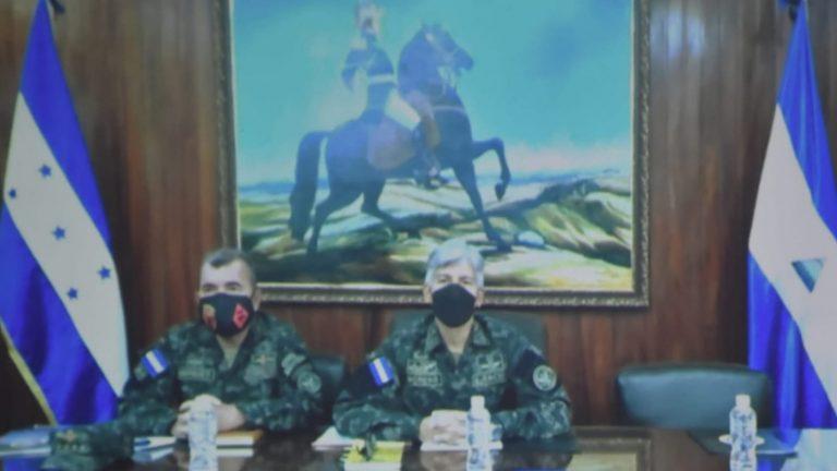 Honduras y Nicaragua renuevan trabajo de seguridad en zonas fronterizas