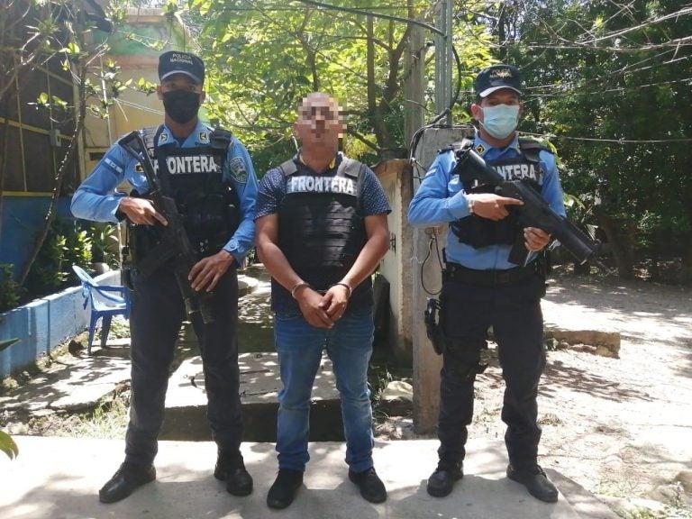 En aduana de Copán capturan a hondureño pedido en extradición por EEUU