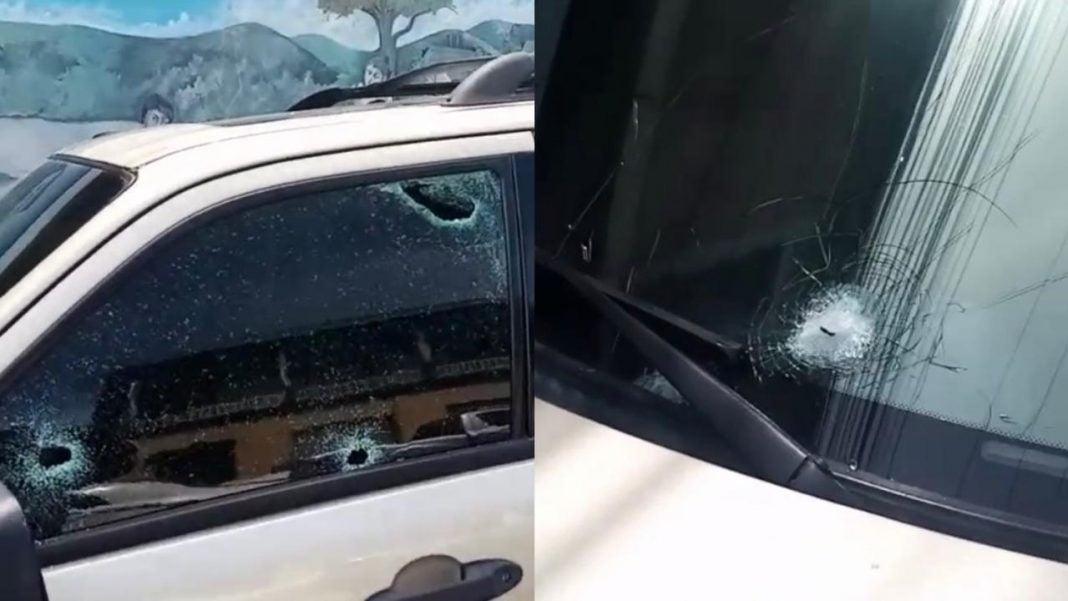Reportan tiroteo tras intento de asalto a una tienda en La Ceiba