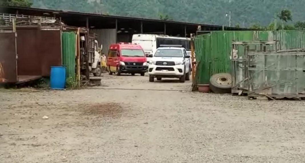 Mecánico muere en taller en El Progreso