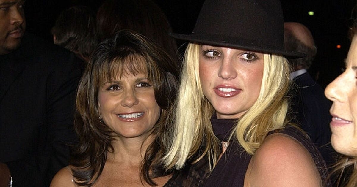 mamá de Britney Spears