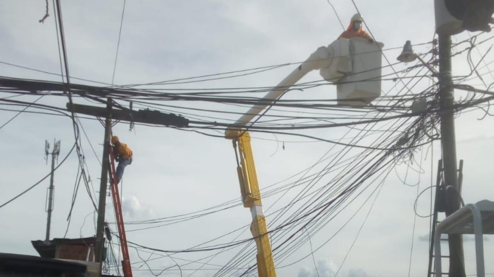Cortes de energía jueves en Honduras