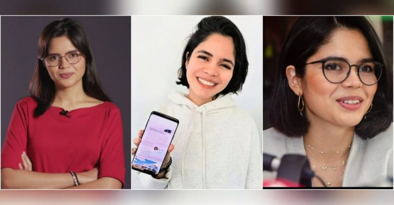 Otorgan beca completa a Marcela Arias, «primera» hondureña aceptada en Oxford