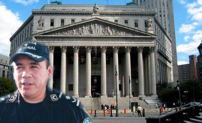 Aplazan fecha de audiencia a expolicía Mauricio Hernández Pineda
