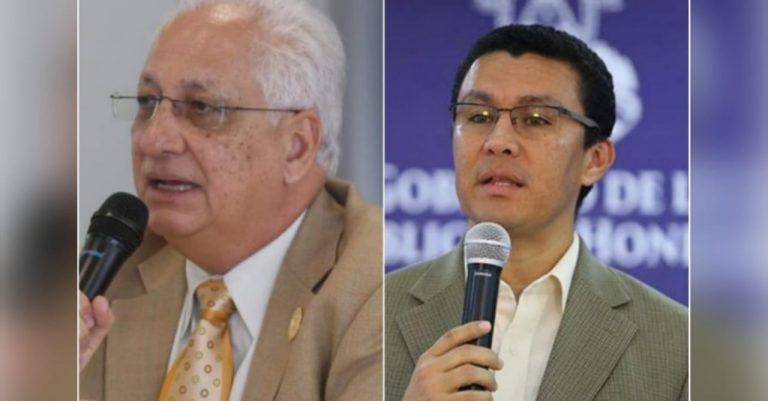 """""""Usted se formó en nuestra universidad"""": Rector de la UNAH responde a Ebal Díaz"""
