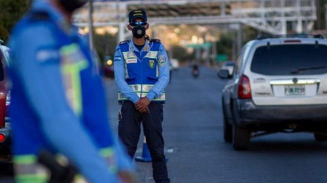 toque de queda en Honduras