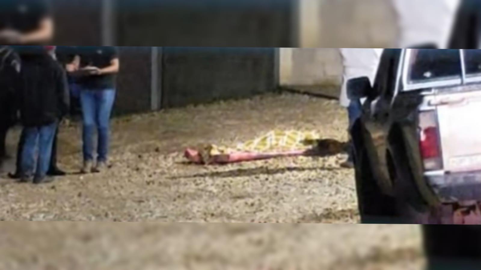 mujer muerte violenta en Catacamas