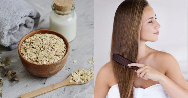 Acondicionador de avena, un remedio para el cabello maltratado