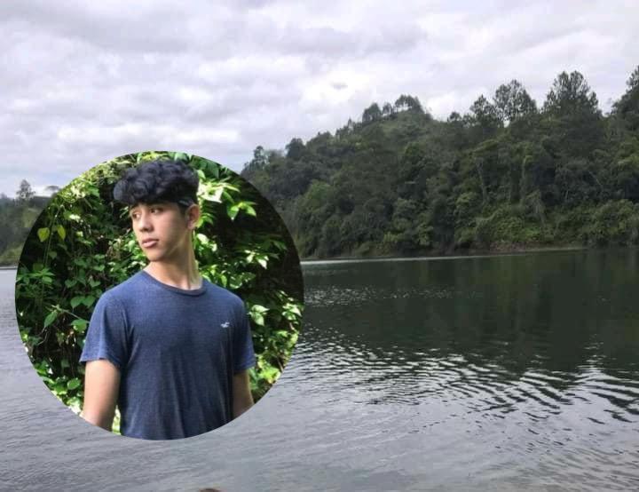 Intentaba grabar TikTok: joven muere ahogado en «poza» de Yojoa