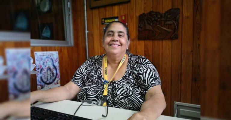 Muere Justa Lobo, la docente con más antigüedad laboral en UNAH