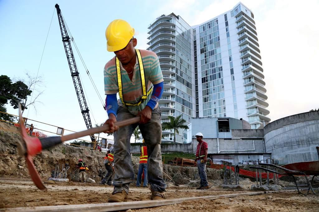 sector construcción en Honduras