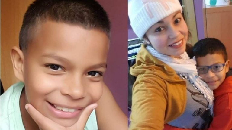 Madre de Enoc comparte fotos inéditas y vídeo de su hijo