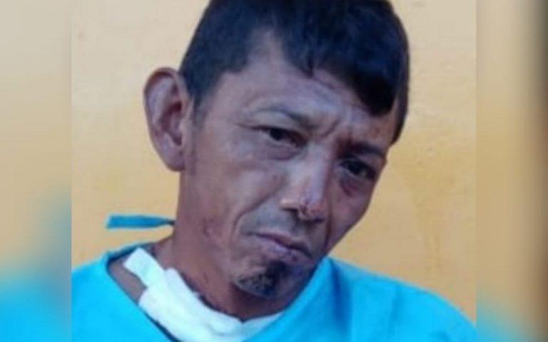 Choluteca: cae acusado de machetear a su esposa hasta la muerte