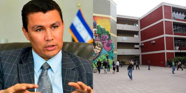 """ZEDEs tendrán universidades de """"talla mundial"""", dice Ebal Díaz a la UNAH"""