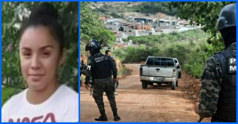 Hallan muerta a jovencita de 22 años raptada en la madrugada en la capital