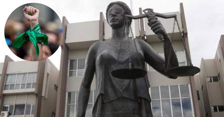 ¡Histórico! CSJ admite recurso para despenalizar el aborto por las tres causales