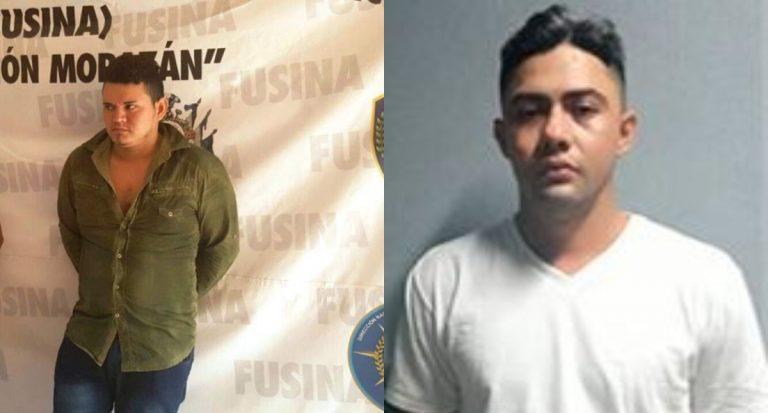Historial delictivo: dos de los asaltantes en La Ceiba ya habían sido detenidos