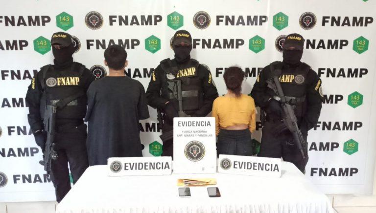 """Caen """"El Fresa"""" y """"La Diabla"""", dos menores acusados de extorsionar en la capital"""