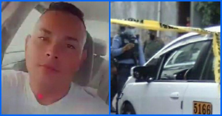 TGU: cuando visitaba a su madre, matan a taxista en El Reparto