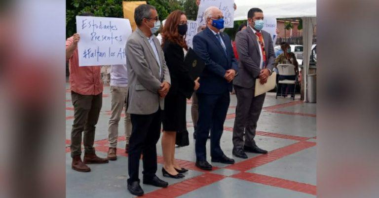 UNAH interpone recurso contra las ZEDE ante la Corte Suprema de Justicia