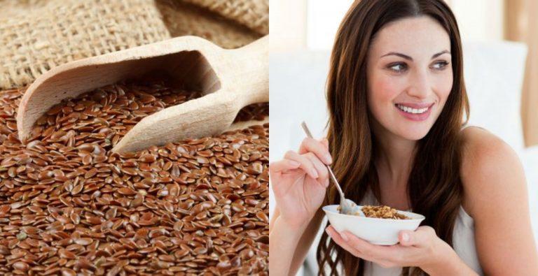 DE MUJERES| Beneficios de la linaza para que te veas más bella y saludable
