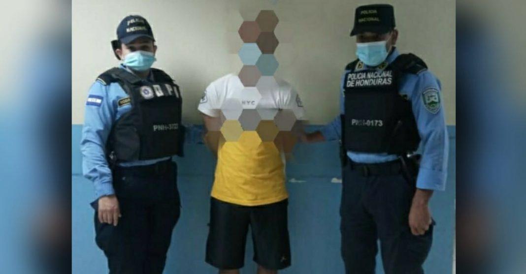 estudiante violó a niña de 12 años