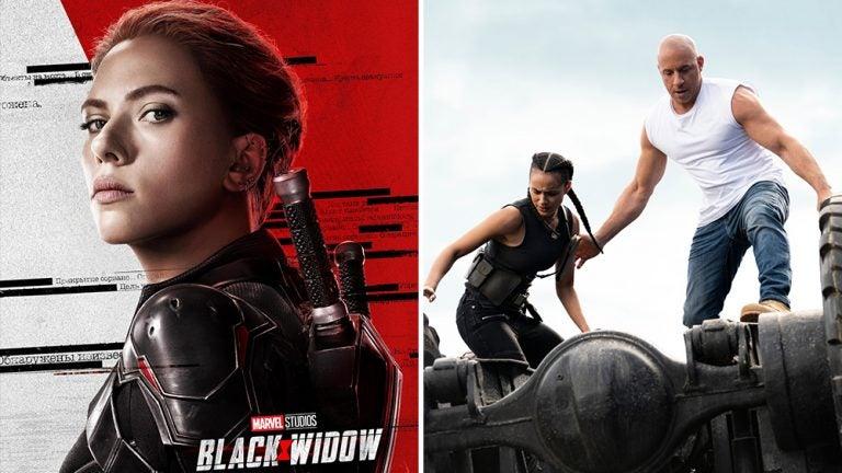 La película más taquillera de pandemia: Black Widow derroca a Fast and Furious 9