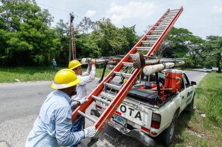 MARTES: anuncian cortes eléctricos para SPS, Tela y El Negrito, Yoro