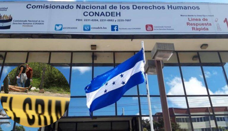 CONADEH: El 90 % de femicidios en Honduras en 2021 están impunes