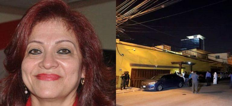 Crimen de Carolina Echeverría: Sujetos «aprovecharon» 4 casos COVID-19 en la vivienda