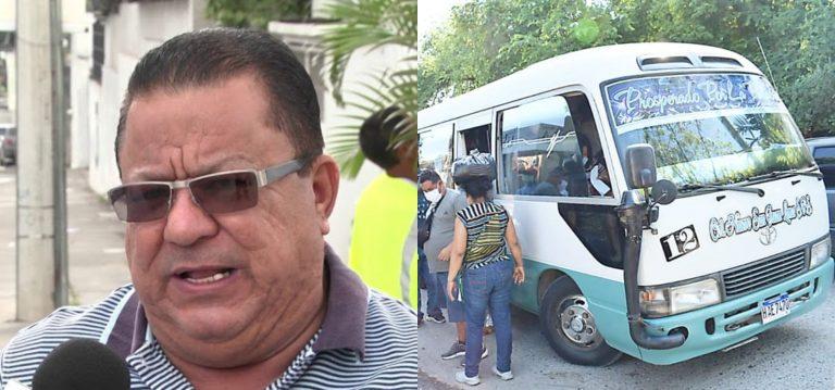 "Transportistas: ""No queremos cuentos"", si no hay solución hoy, mañana vamos a paro"