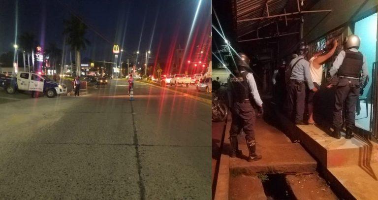 Hondureño que irrespete el toque de queda va detenido, recuerda la Policía