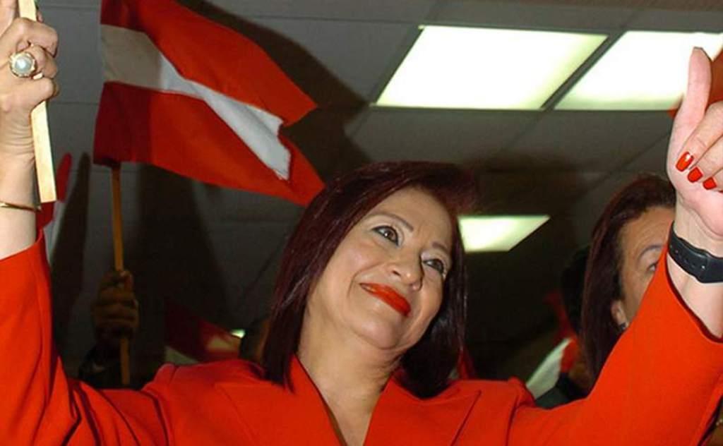 Carolina Echeverría política