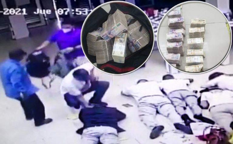 Dejan en libertad a asaltantes de tienda en La Ceiba; no había pruebas