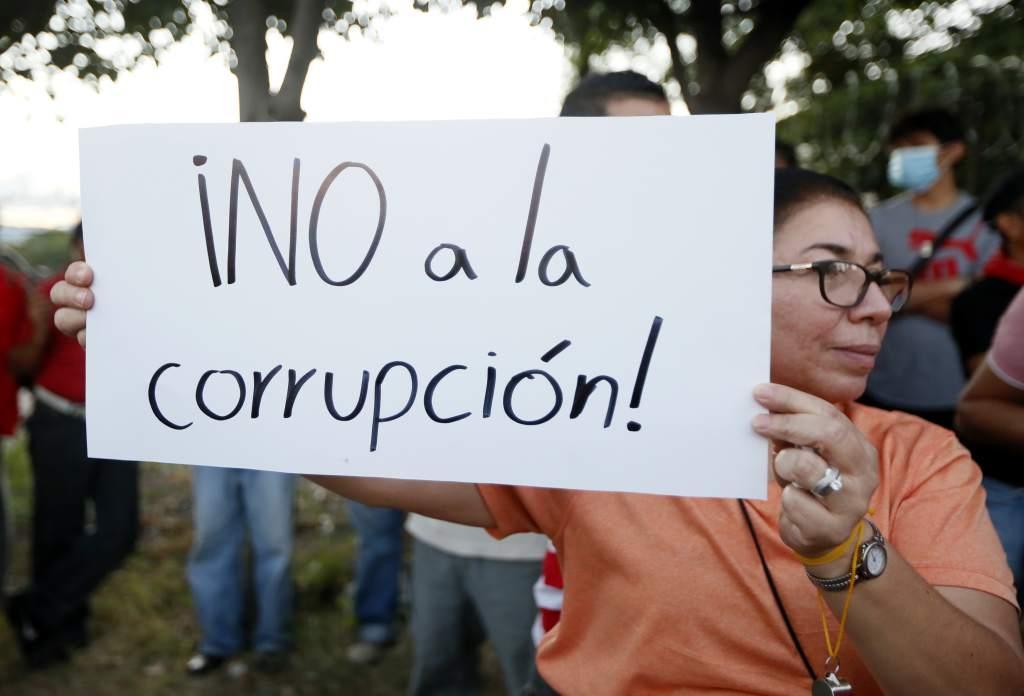 Corrupción en Honduras 2021