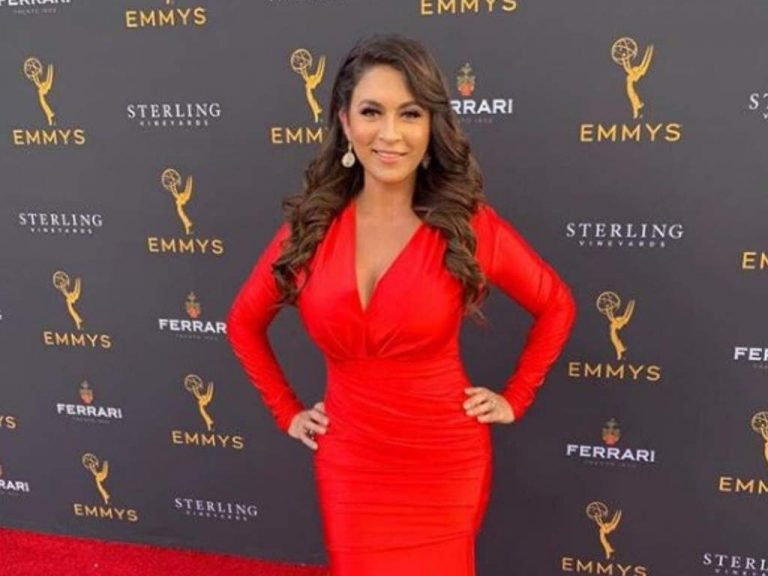 «Soy bendecida»: Periodista hondureña Dunia Elvir gana tres premios Emmys