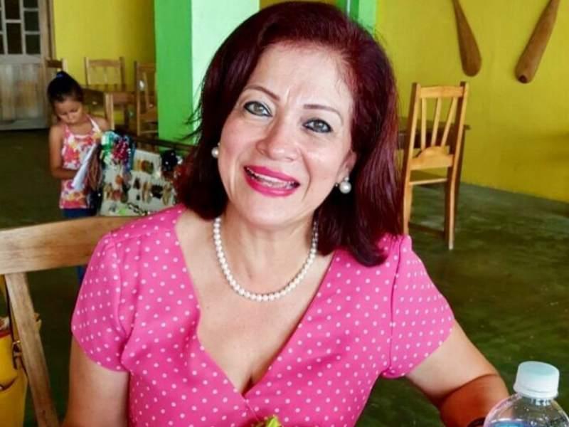 Carolina Echeverría violencia mujeres